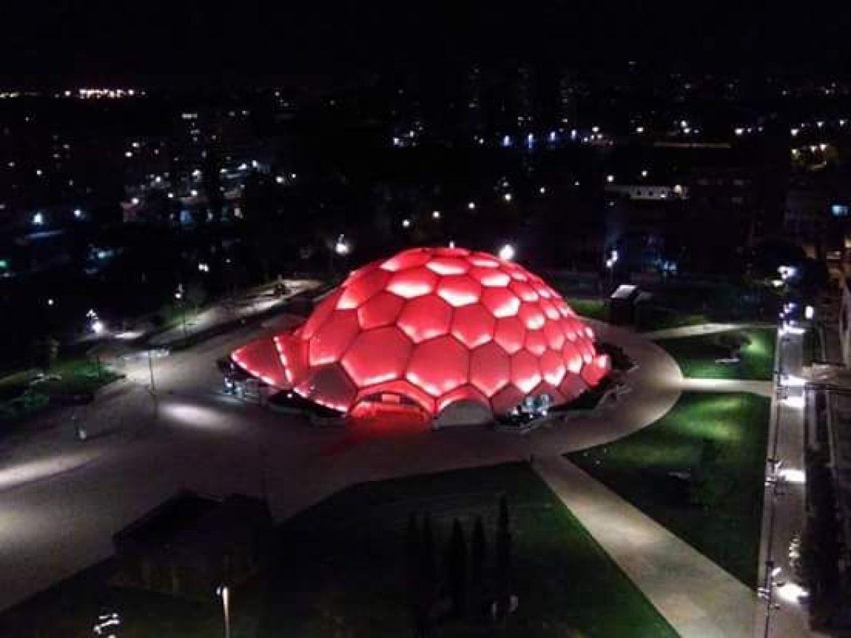 Valladolid se ilumina de rojo por el Día de la Hemofilia – 2018